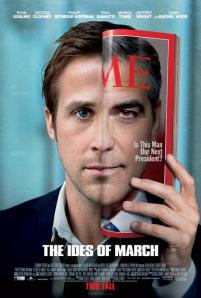 Ryan Gosling and George Clooney in 'The Ides of March'