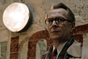Gary Oldman as George Smiley in 'Tinker, Tailor, Soldier, Spy'