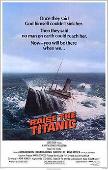 'Raise the Titanic'