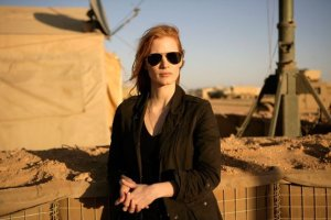 Jessica Chastain leads the biggest manhunt in history in 'Zero Dark Thirty'