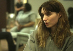 Rooney Mara plays a young woman whose depression has unexpected consequences in  Stephen Soderbergh's 'Side Effects'.