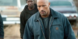 Dwayne Johnson plays a father on a dangerous mission in 'Snitch'.