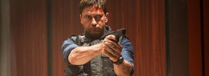 "It's Gerard Butler to the rescue when ""Olympus Has Fallen"" and it can't get up."
