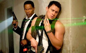 "Channing Tatum and Jamie Foxx go all ""Die Hard in D.C."" on the bad guys in 'White House Down'."