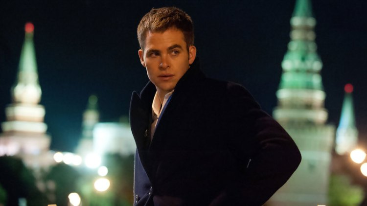 Jack Ryan Shadow Recruit a