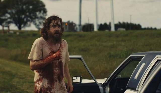 "Macon Blair is an unlikely assassin in ""Blue Ruin""."