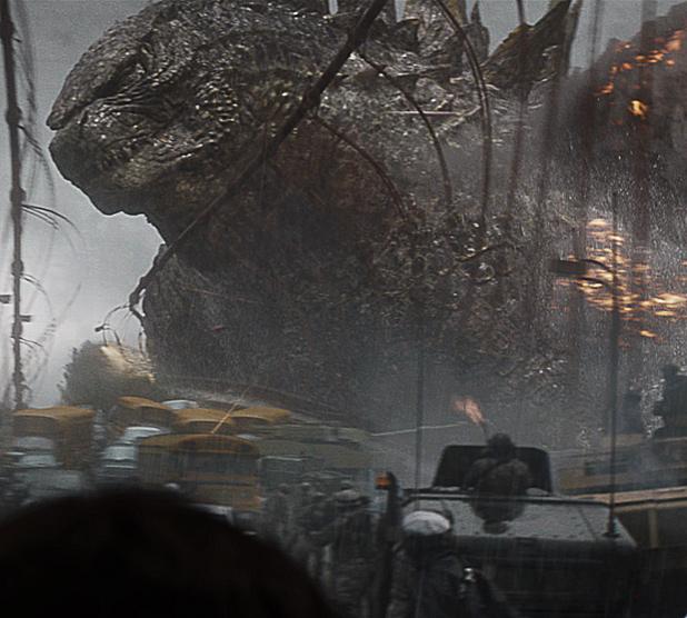 Movie Review: 'Godzilla'