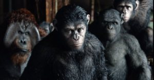 Dawn of the Planet of the Apes c