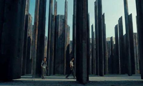 Movie review: 'The MazeRunner'