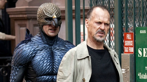 Movie reivew: 'Birdman'