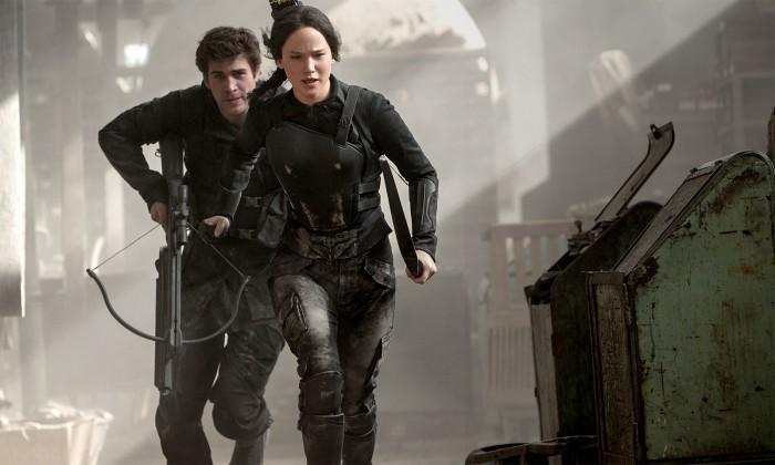 Hunger Games - Mockingjay 1B