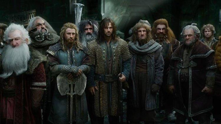 Hobbit 3d