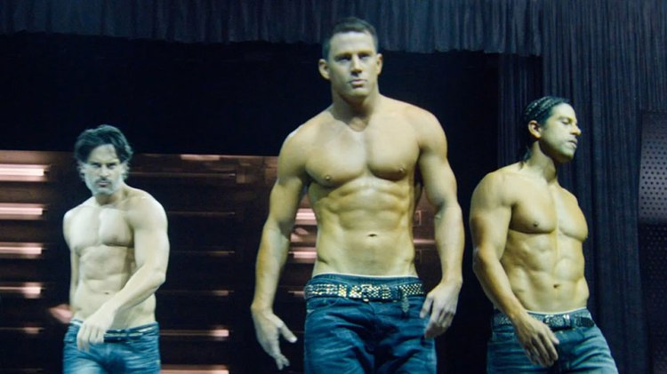 Magic Mike XXLb