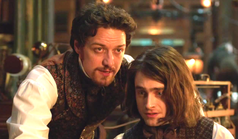 "Movie review: ""Victor Frankenstein"""