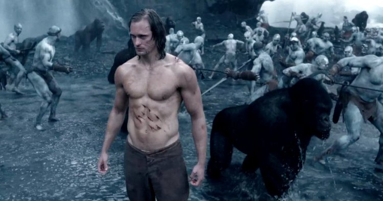 Legend of Tarzan b