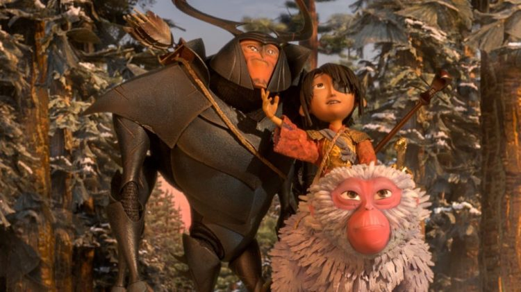 Kubo and the Two Strings b