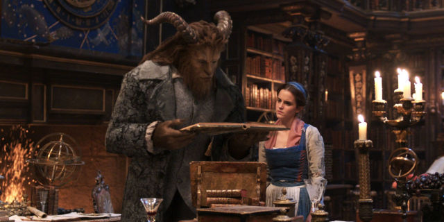 Beauty and the Beast b