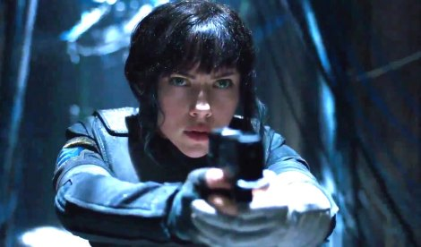 "Movie review: ""Ghost in the Shell"""
