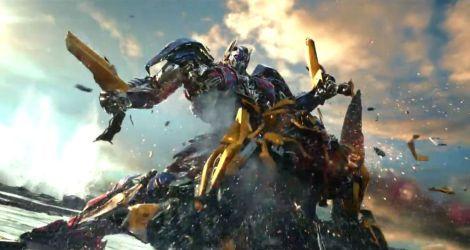 "Movie review: ""Transformers: The LastKnight"""