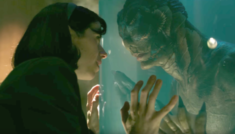 """Movie review: """"The Shape ofWater"""""""