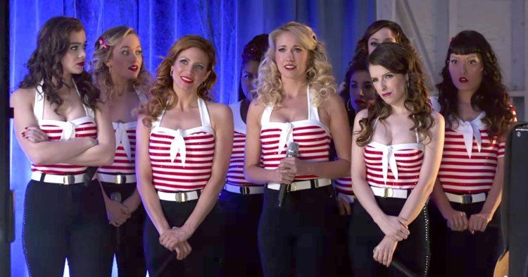 Pitch Perfect 3 - Official Trailer [HD] (screen grab) CR: Universal Pictures