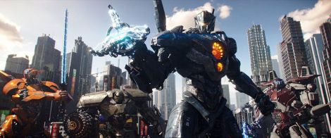 "Movie review: ""Pacific Rim Uprising"""
