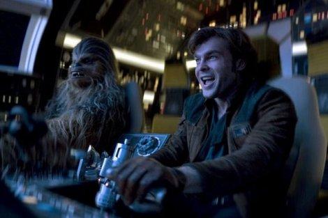 """Solo: A Star WarsStory"""