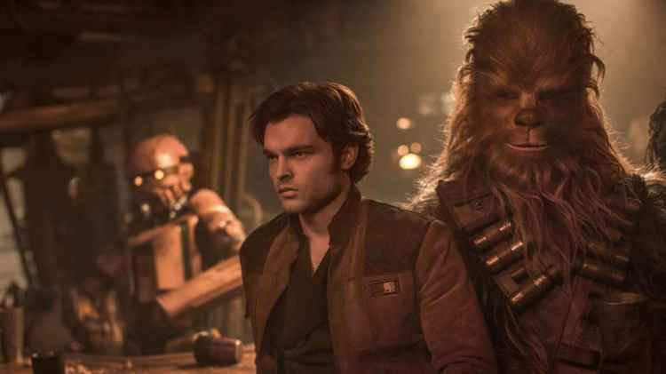Solo A Star Wars Story c