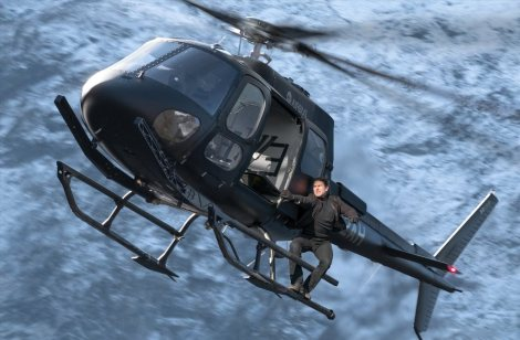 """Movie review: """"Mission: Impossible —Fallout"""""""