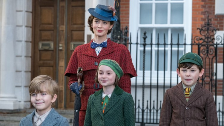 Mary Poppins Returns a