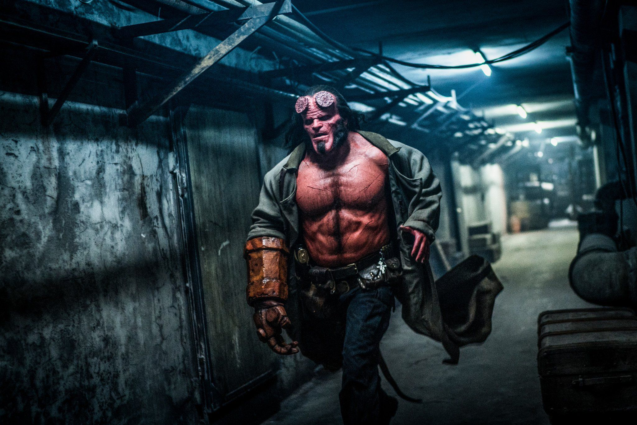 Hellboy a