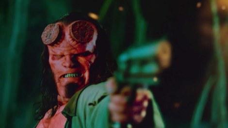 "Movie review: ""Hellboy"""